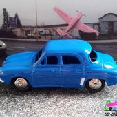 RENAULT DAUPHINE DINKY TOYS REEDITION ATLAS 1/43 - car-collector.net