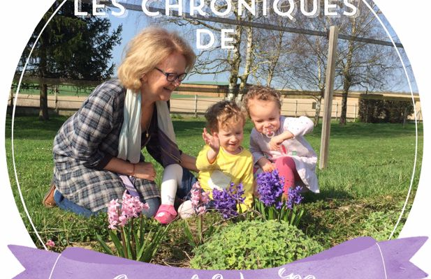 Chronique de Grand-WowMa #4 {Le printemps de maman}
