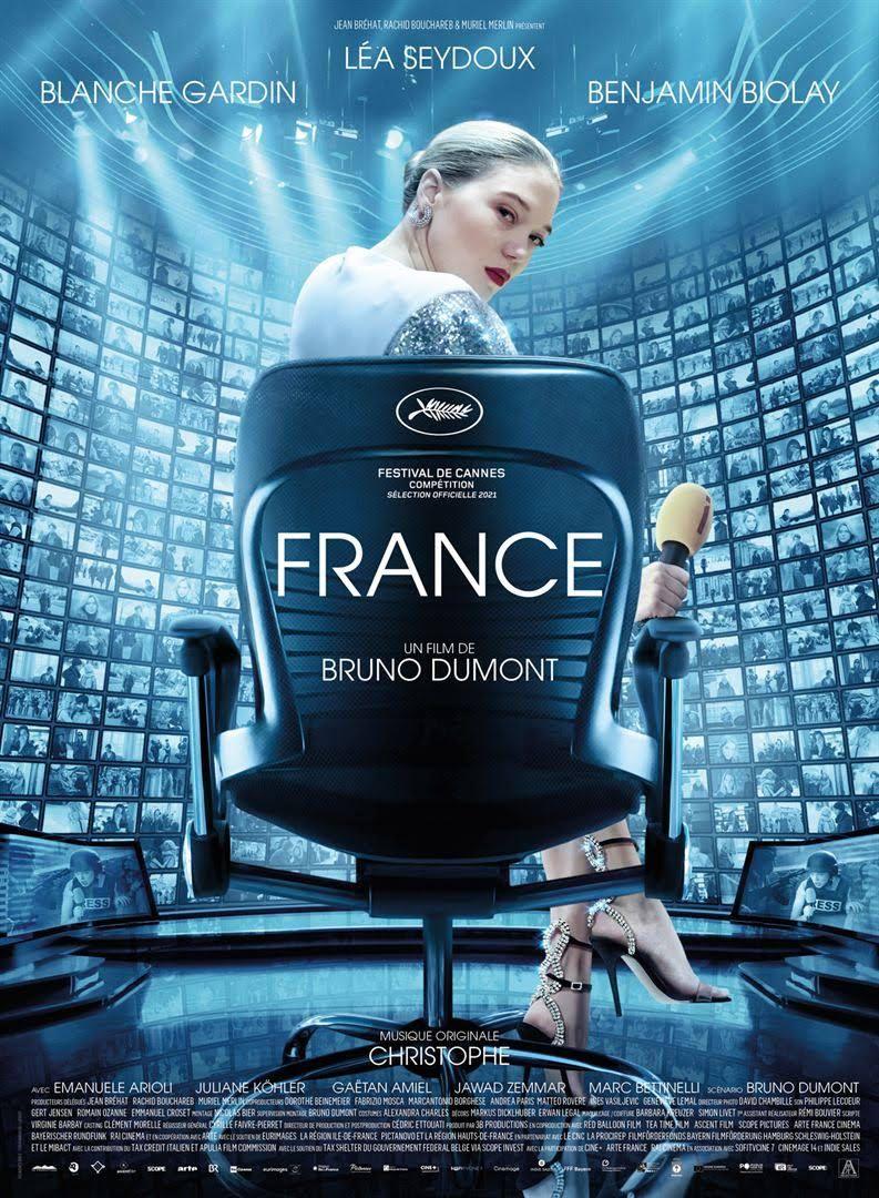 France - film de Bruno DUMONT