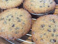 Cookies pépites de chocolat pour ma Ratounette
