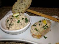 rillettes de saumon frais