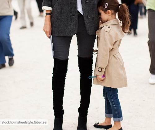 Maman, tu feras quoi quand tu seras grande ?
