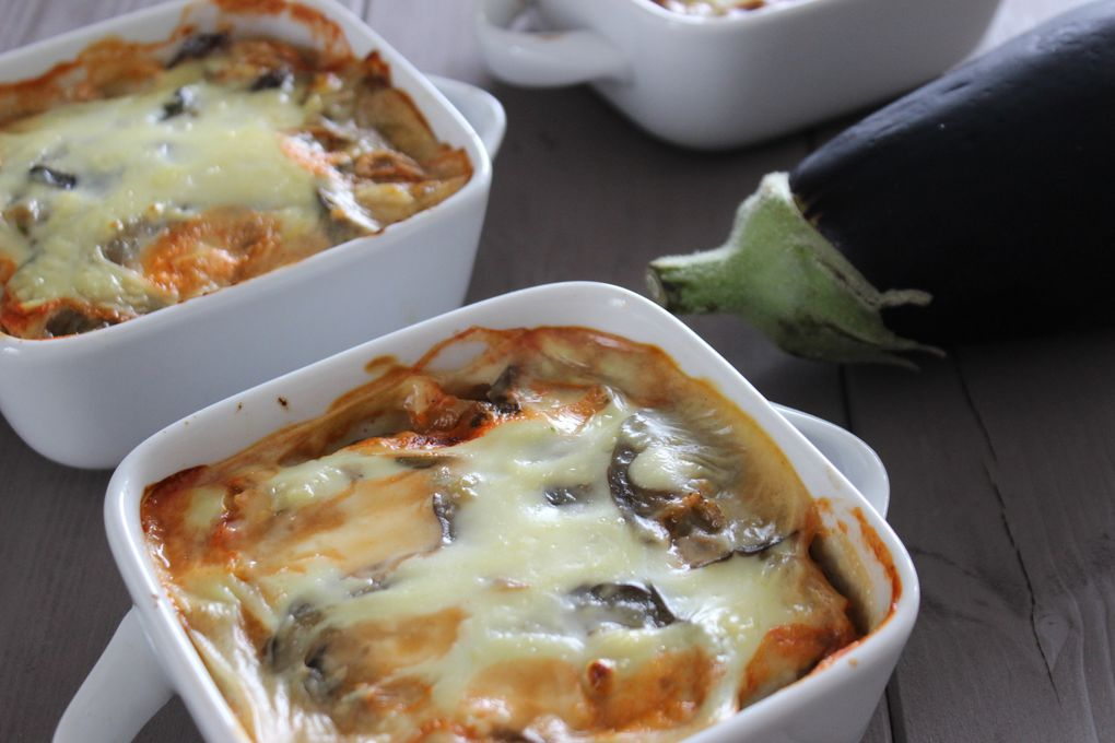 MOUSSAKA AU POULET LIGHT