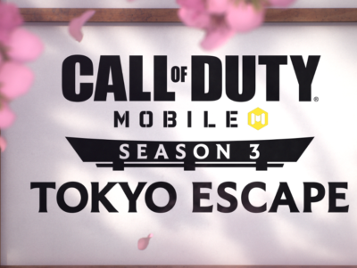 Call of Duty : Mobile – La Saison 3 : Tokyo Escape se lance le 17 avril