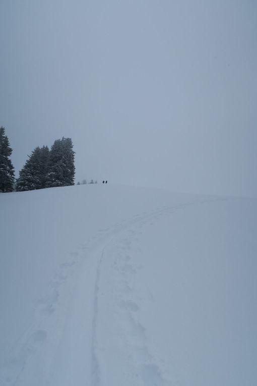 Garten, le jardin des neiges pour les randonneurs