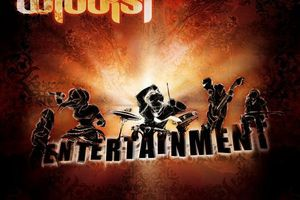 THE OUTBURST: Entertainment (2008-JustForFun) [Hedo-Metal]
