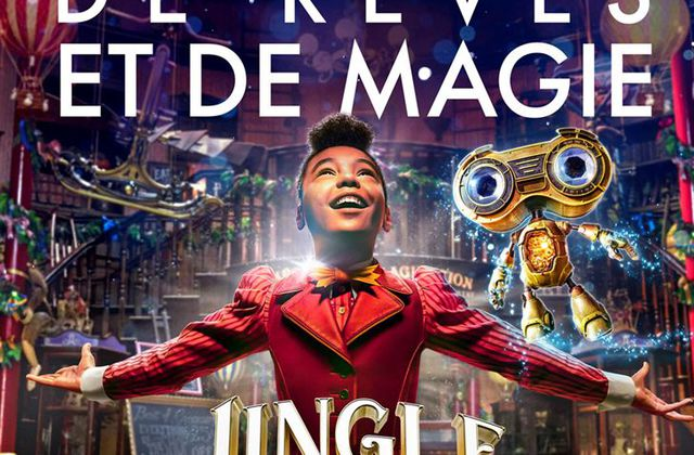 Critique Ciné : Jingle Jangle (2020, Netflix)