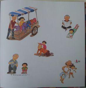 Dix symboles pour Grand-père. Choi HYANG-RANG. (Dès 6 ans)
