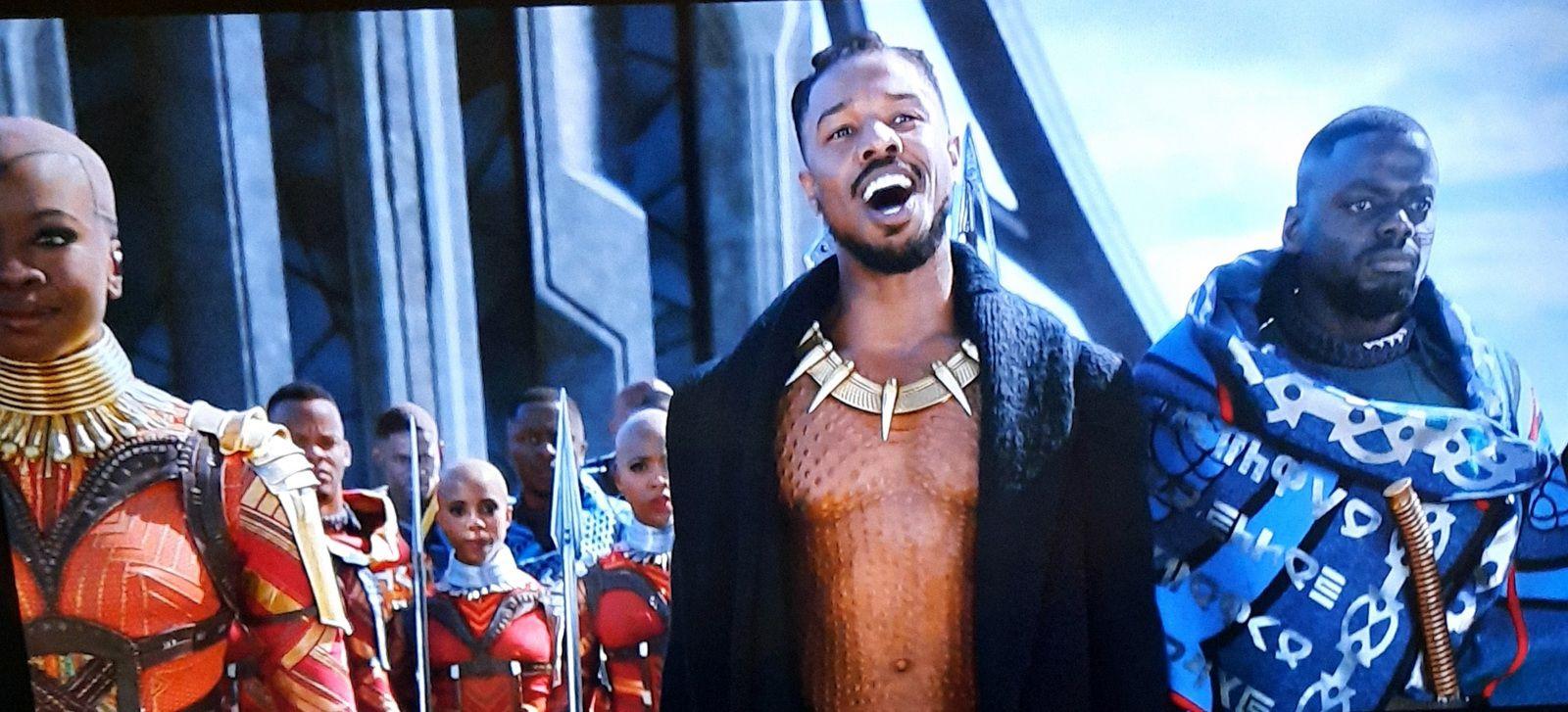 «Chadwick Aaron BOSEMAN (1976-2020), héros du film Black Panther» par Amadou Bal BA - http://baamadou.over-blog.fr/