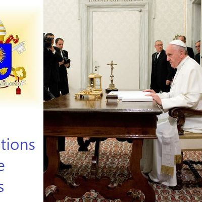 information du Vatican du 5 aoüt et message journalier