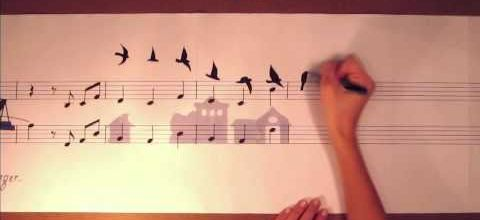 Music Painting.