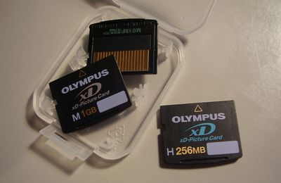 Olympus xD-Picture Card: test prodotto
