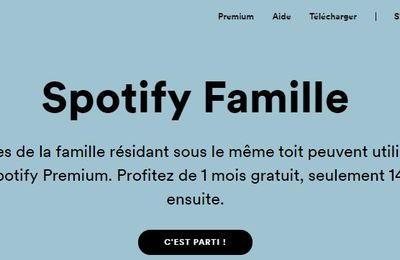Streaming : Spotify Kids est maintenant disponible