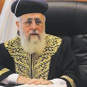 Le grand-rabbin d'Israël : « La Torah prohibe aux non juifs de vivre dans ce pays. La seule raison de leur présence ici c'est de servir les juifs » Qui en France dénonce ces propos racistes ?