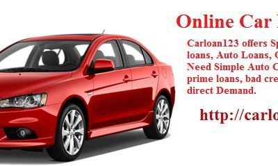 Find Online Auto Loans for Good Or Bad Credit Individuals in 7 Steps