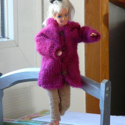 Barbie fait son show