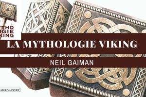 La mythologie viking, de Neil Gaiman