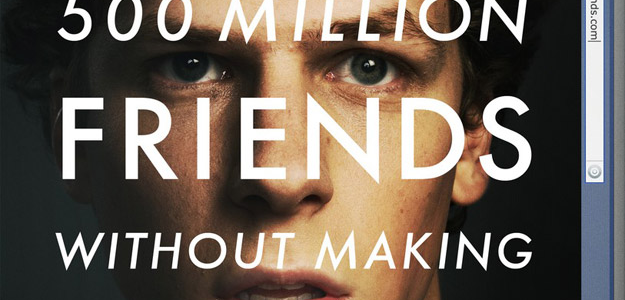 """""""THE SOCIAL NETWORK"""" : POSTER & TEASERS !"""