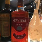 New Grove Rum 10Y - Passion du Whisky