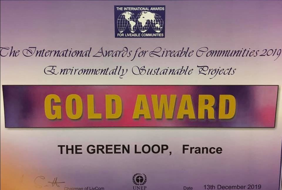 Do you know the Green Loop ?