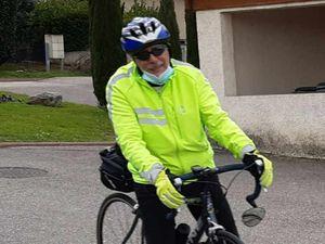 Marennes (69)  Promeneurs  Lundi 8 février 2021