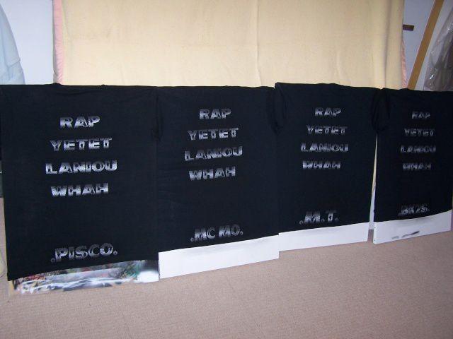 Album - tshirts