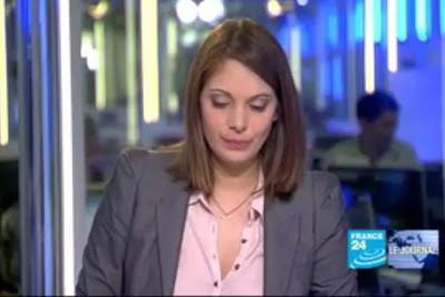 2012 03 12 @06H00 - MARIAM PIRZADEH, FRANCE 24, LE JOURNAL