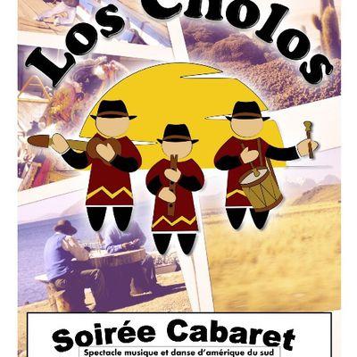 Bienvenue sur le site du groupe LOS CHOLOS