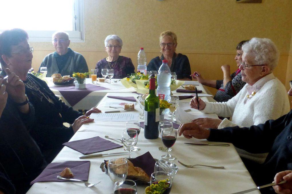 Repas annuel du Cercle des Amis de Saint-Christophe-sur-le-Nais