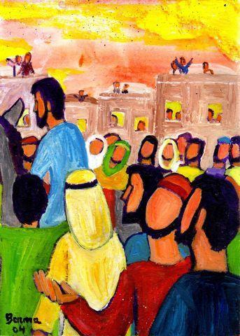 Partage sur le dimanche des Rameaux et de la Passion