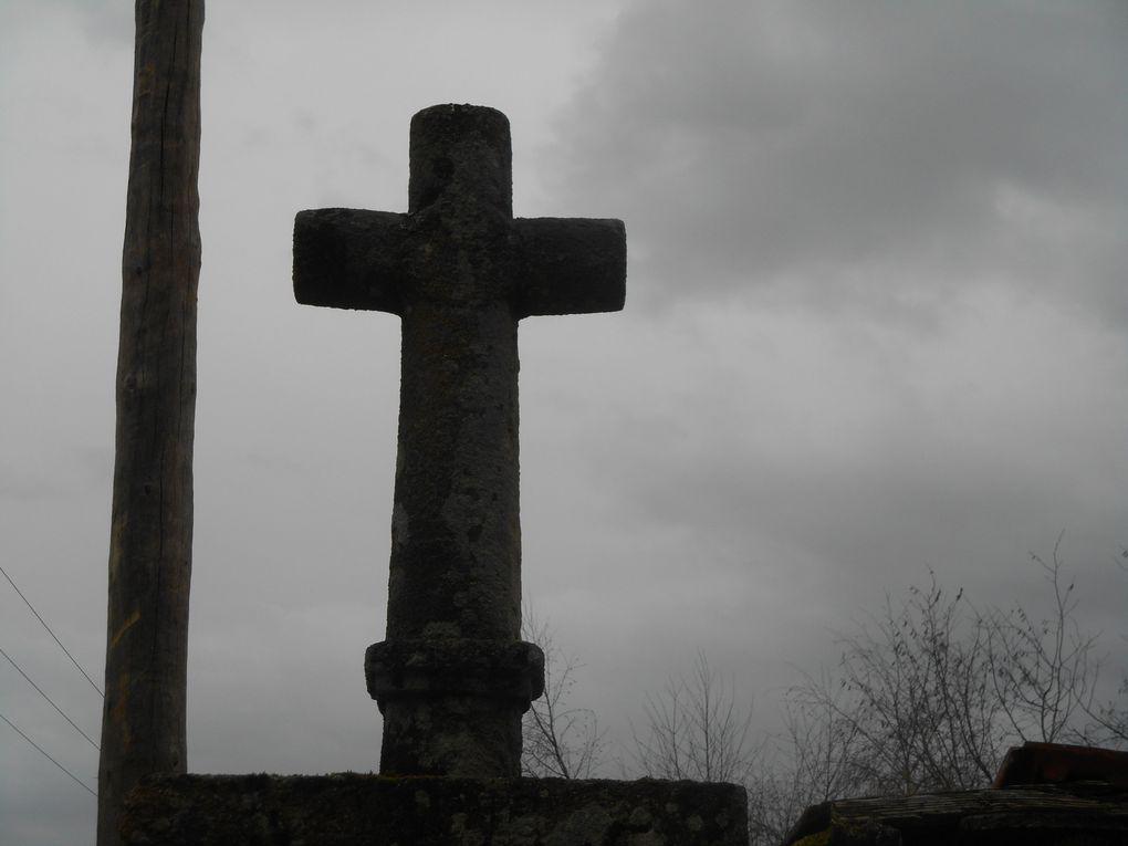 JEUDI 3 AVRIL ; 1er GROUPE ; ST ROMAIN LACHALM