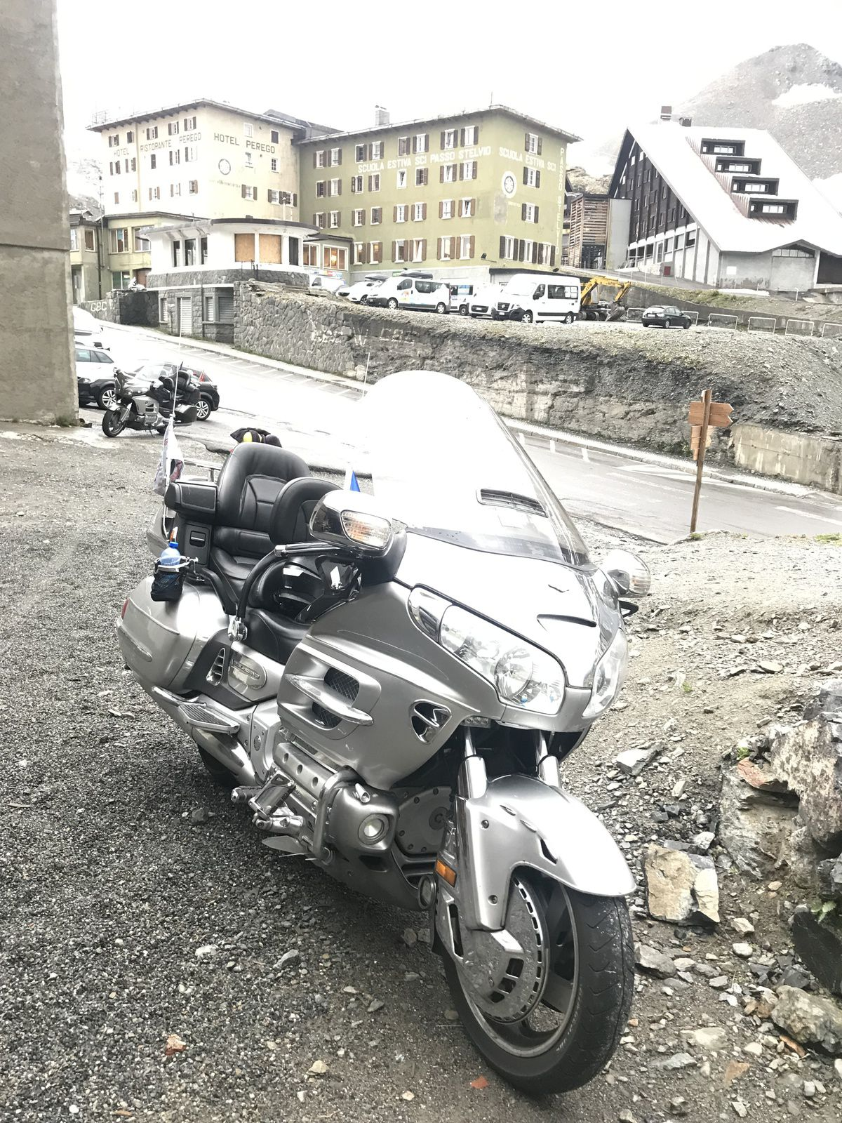 Goldwing Unsersbande - Périple Dolomites et Cinque terre : Stelvio, Santa Maria Val Müstair et Waldsee 14th and 15th day
