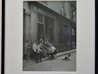 Un Doisneau d'Paris au musée des Beaux-Arts de Quimper jusqu'au 22 avril 2019
