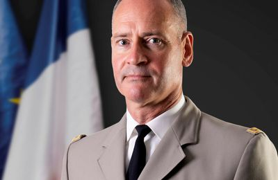 Général d'armée Pierre Schill, nouveau CEMAT.