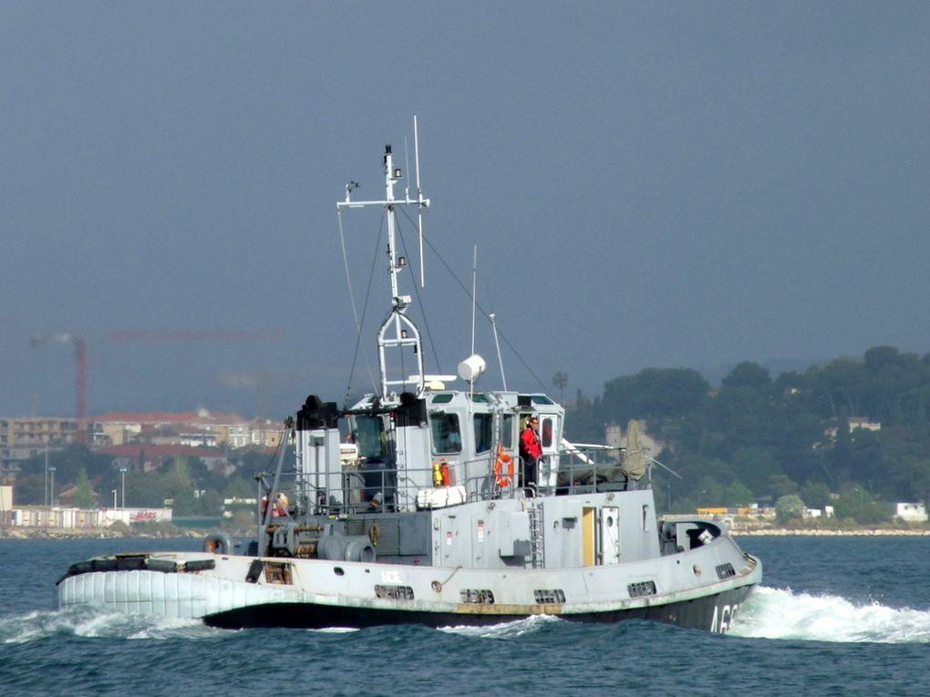 SICIE  A680 , Remorqueur Portuaire  et Côtier de 12 T , RPC 12