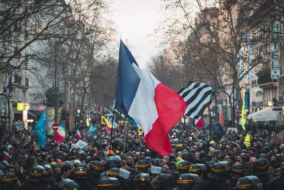 L'avenir de la France vu des USA (CNN).