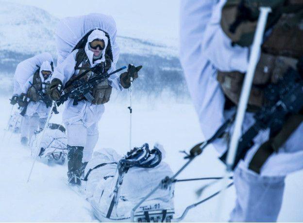 Por ahora no han participado en ninguna operación en el terreno, pero el entrenamiento ha sido duro. Su misión está más relacionada con labores de reconocimiento.- El Muni.