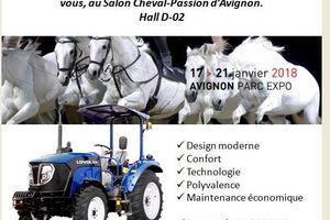 Salon du Cheval d'Avignon