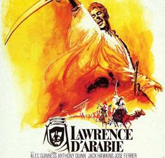 Lawrence d'Arabie de David Lean