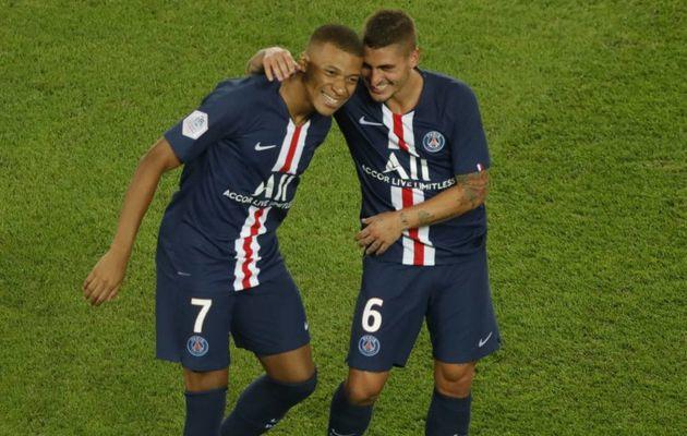 Paris lance sa saison de L1 en battant Nîmes.