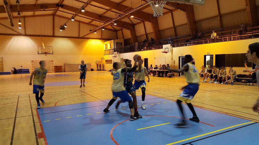 Victoire des cadets face à Lagny sur Marne