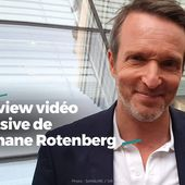 Interview vidéo exclusive de Stéphane Rotenberg #PekinExpress - SANSURE.FR