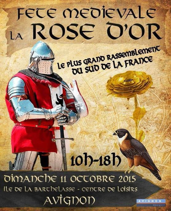 "Médiévales de la ""Rose d'Or"""