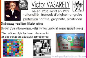 J'aime VICTOR VASARELY