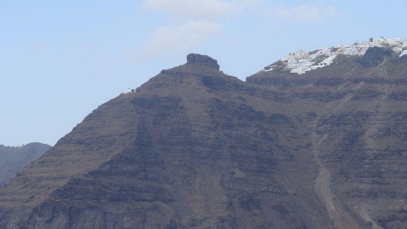 Croisière autour du volcan