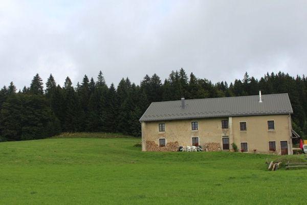 La maison de Teiss, Haut-Jura