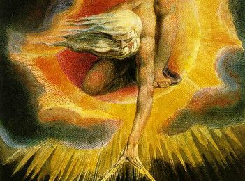 « Les chariots de feu » de William Blake