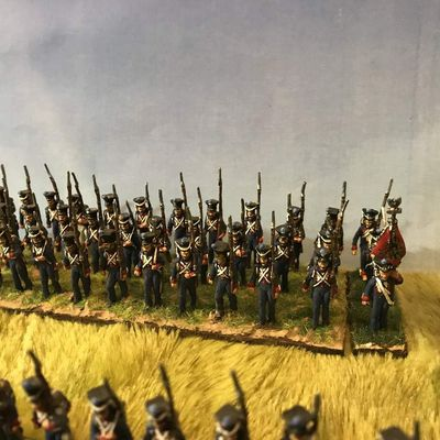 Les Polonais du duché de Varsovie