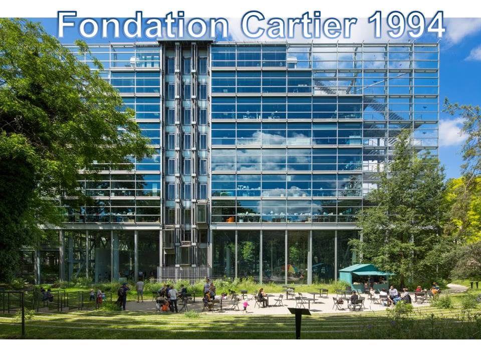 les musées contemporains et leurs architectes (années 70 à aujourdhui): Niemeyer, Gehry, Foster, Nouvel, Hadid, Ban, Ming pei, Ricciotti, Portzamparc