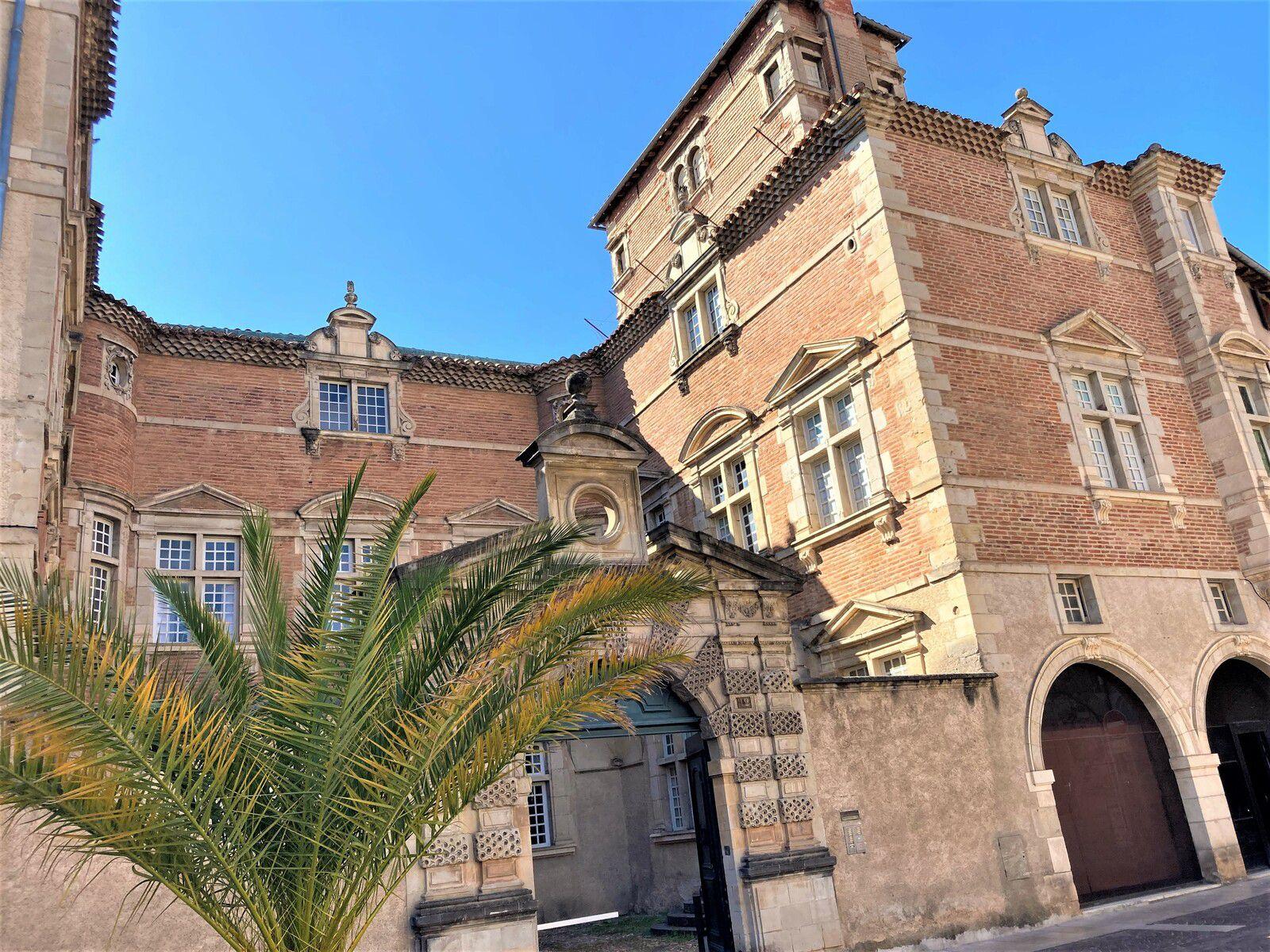 L'Hôtel particulier Houlès dit de Neyrac splendeur du 17ème siècle à Castres